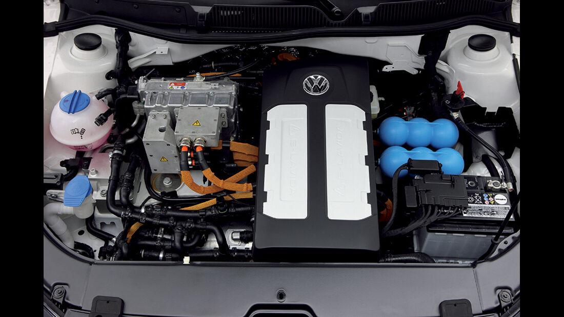 VW Golf Blue-E-Motion, Motor