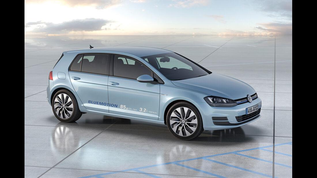 VW Golf Blue Motion Studie