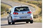 VW Golf Blue Motion
