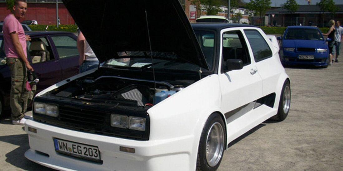 VW Golf Breitbau