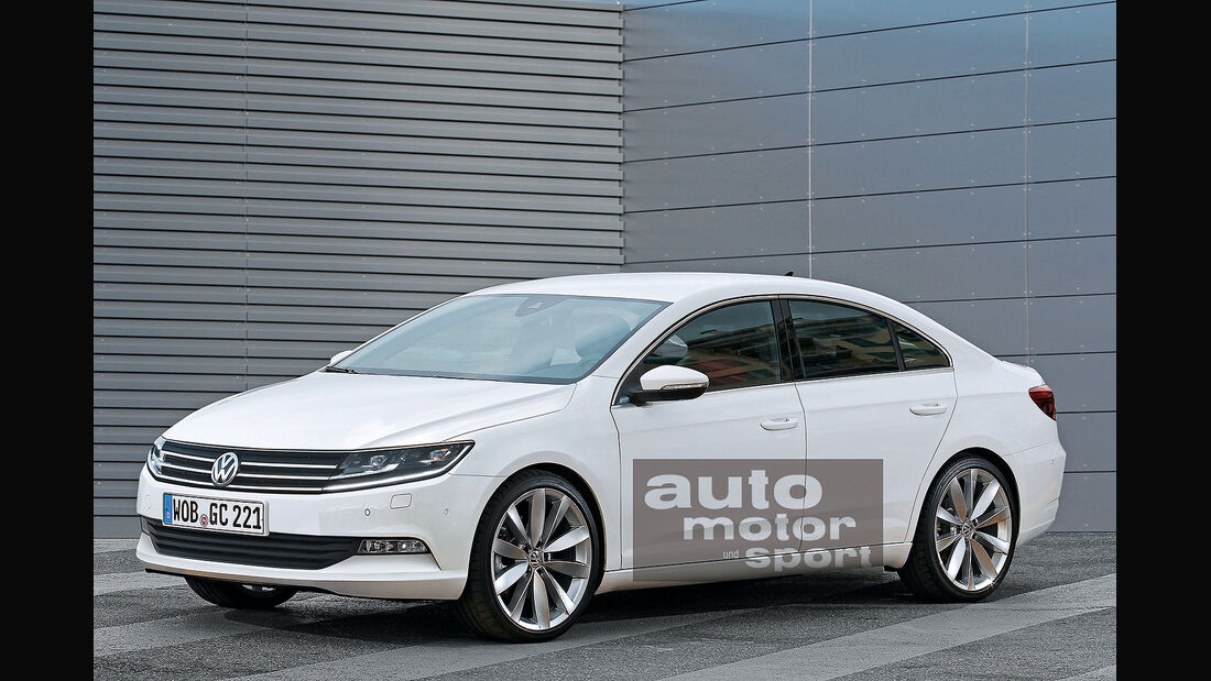 VW Golf CC