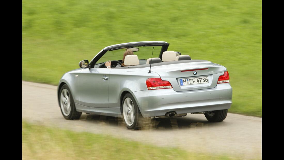 VW Golf Cabrio 1.4 TSI, Heck, Rückansicht