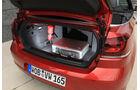 VW Golf Cabrio 1.4 TSI, Kofferraum