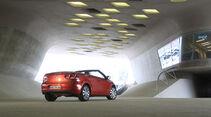 VW Golf Cabrio 1.4 TSI, Rückansicht, Heck