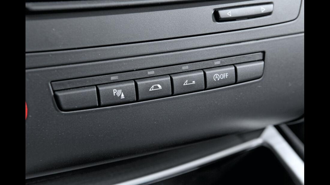 VW Golf Cabrio 1.4 TSI, Schalter, Detail