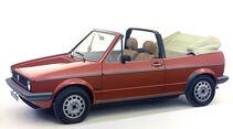 VW Golf Cabrio Baujahr 1979