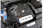 VW Golf Cabrio, Motor, Motorraum