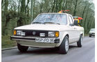 VW Golf Caddy, Frontansicht