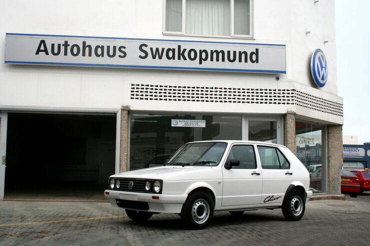 VW Golf Citi