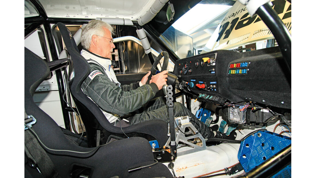 VW Golf, Cockpit, Instrumente