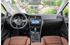 VW Golf, Cockpit, Lenkrad