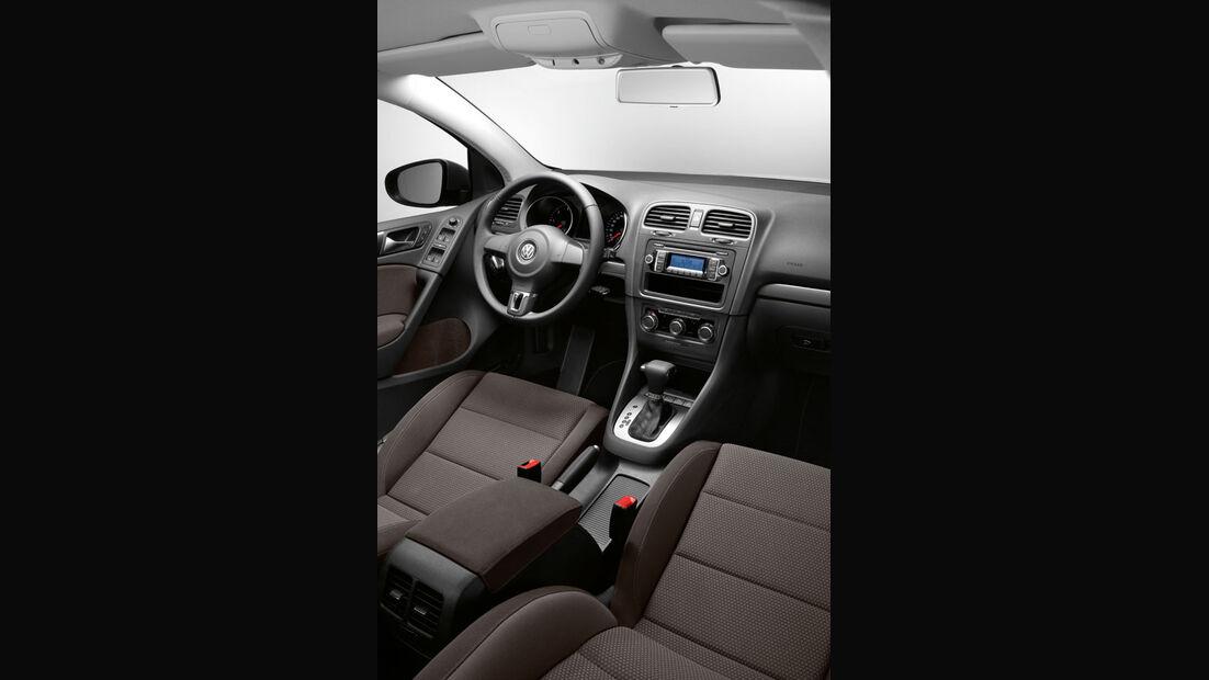 VW Golf, Comfortline