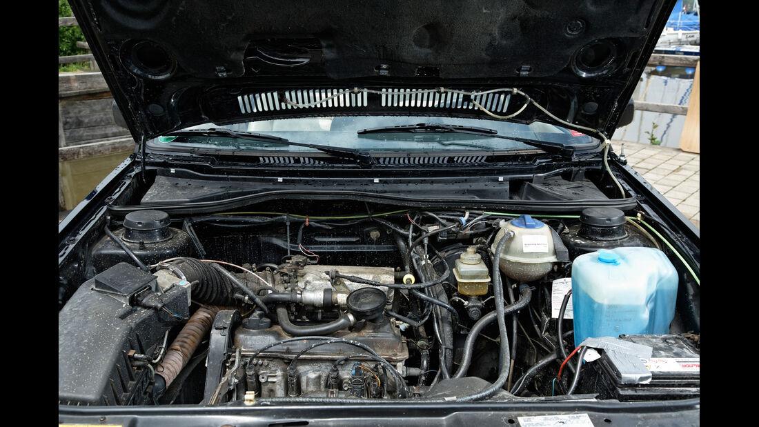 VW Golf Country, Motor