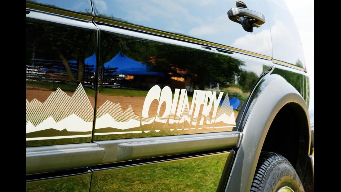 VW Golf Country, Typenbezeichung