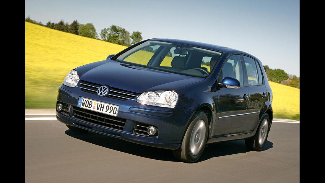 VW Golf, E10