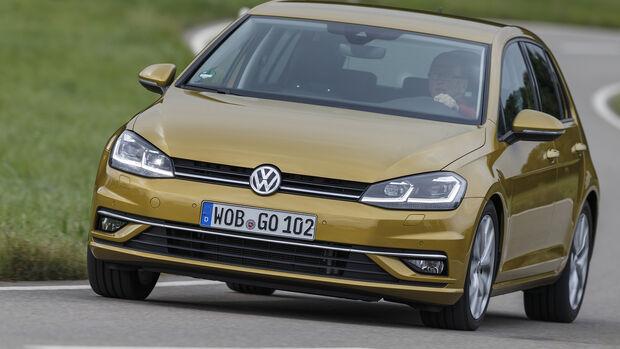 VW Golf Exterieur Front