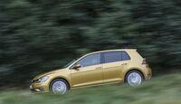 VW Golf Exterieur Seite