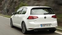 VW Golf GD, Heckansicht