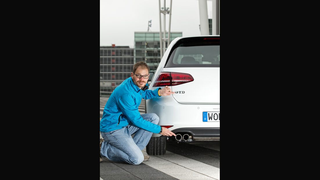 VW Golf GD, Sebastian Renz