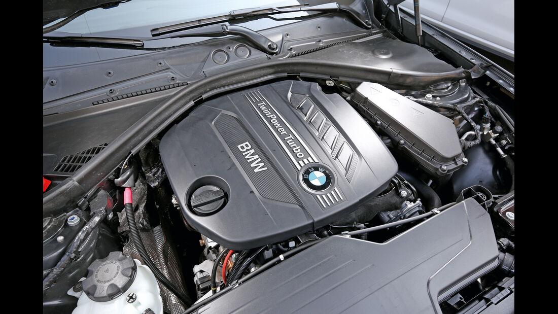 VW Golf GTD, Frontansicht