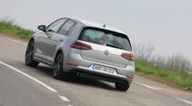 VW Golf GTD Heck