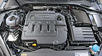 VW Golf GTD Motor