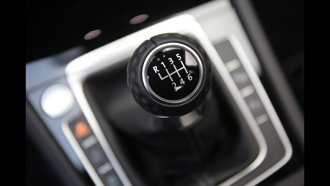 VW Golf GTD Schaltung