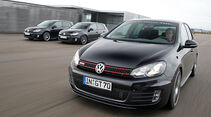 VW Golf GTD Tuning