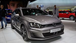 VW Golf GTD Variant - Genfer Autosalon 2015