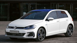 VW Golf GTE Edition Sondermodell