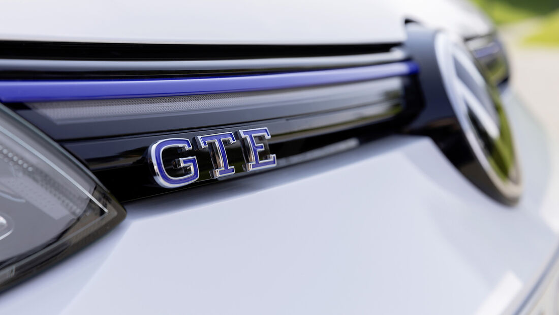 VW Golf GTE, Exterieur