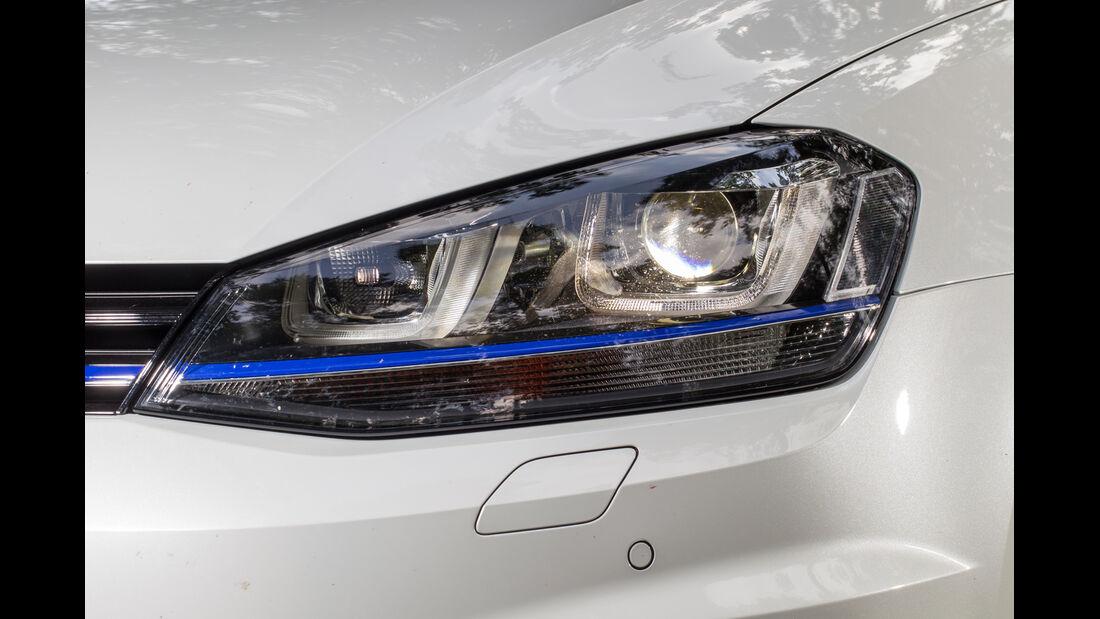 VW Golf GTE, Frontscheinwerfer