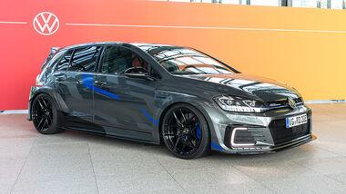 VW Golf GTE HyRacer Azubiprojekt