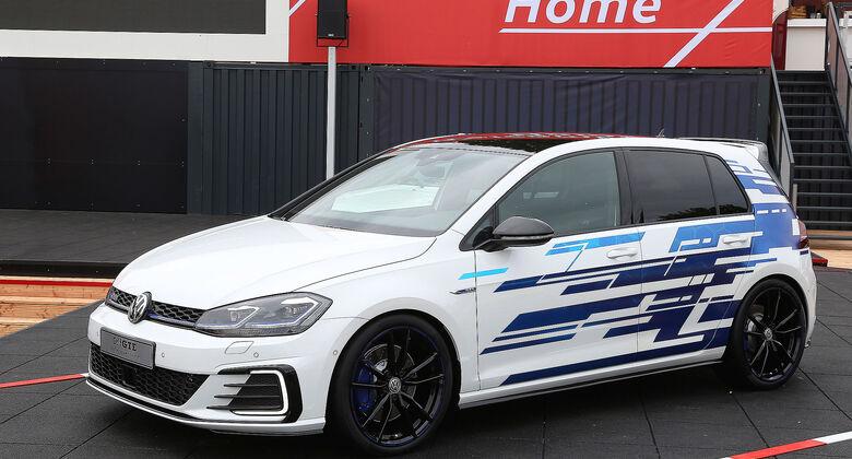 VW Golf GTE Performance Concept