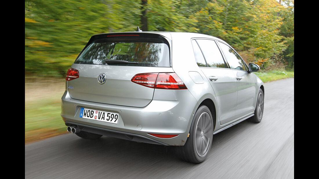 VW Golf GTE Plug-in-Hybrid