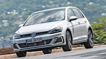 VW Golf GTE Seite