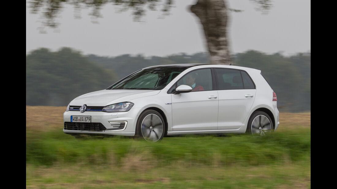 VW Golf GTE, Seitenansicht
