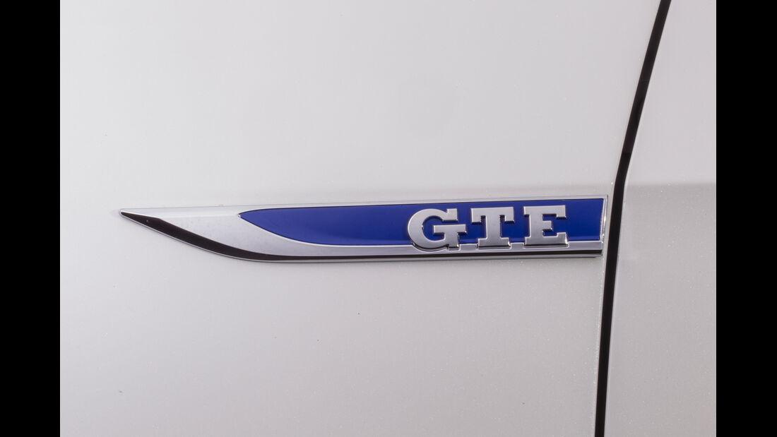 VW Golf GTE, Typenbezeichnung