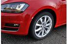 VW Golf GTI 2.0 TDI, Rad, Felge