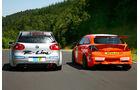 VW Golf GTI 24h, Opel Astra GTC OPC 24h