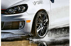 VW Golf GTI, Aquaplaning
