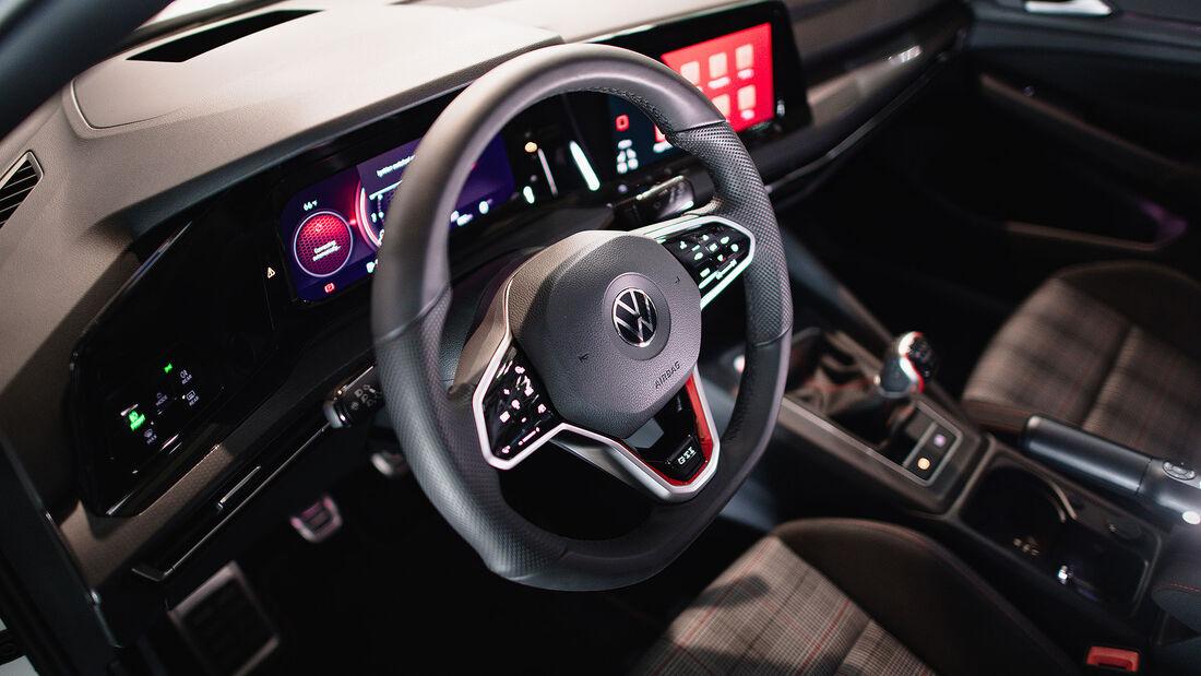 VW Golf GTI BBS Concept USA