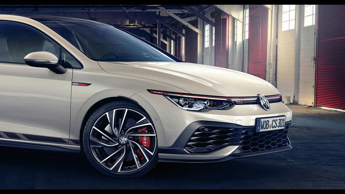 VW Golf GTI Clubsport 2021