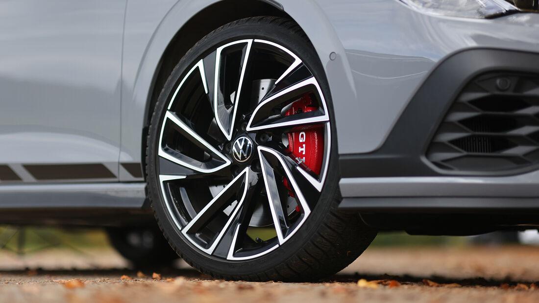 VW Golf GTI Clubsport (2021), Exterieur