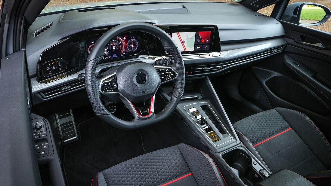VW Golf GTI Clubsport (2021), Interieur
