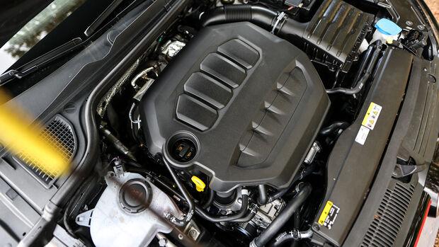 VW Golf GTI Clubsport (2021), Motor