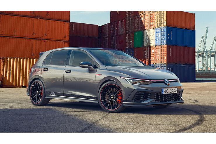 VW Golf GTI Clubsport 45: Das ist der Feier-Golf-GTI - auto motor und sport