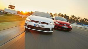 VW Golf GTI Clubsport - Clubsport S - Kompaktsportwagen - sport auto 7/2016