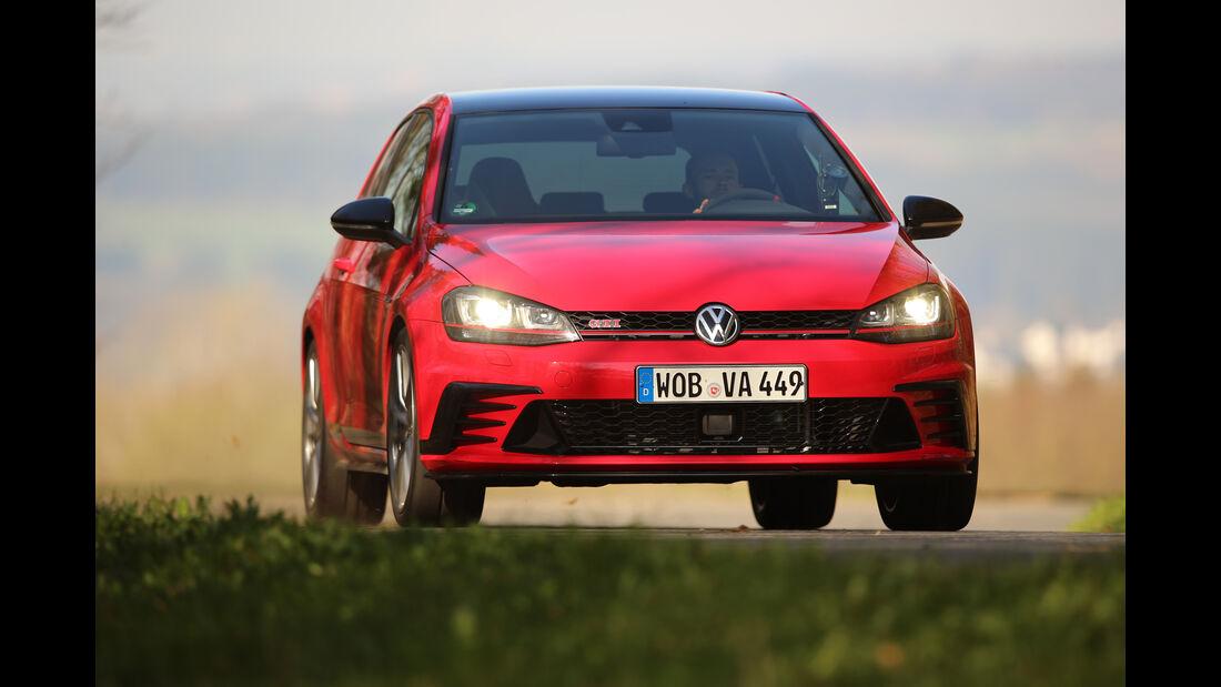 VW Golf GTI Clubsport, Frontansicht
