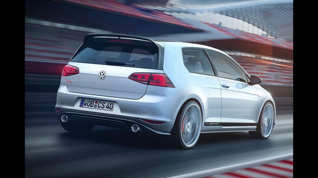 VW Golf GTI Clubsport Sperrfrist 13.5.